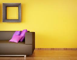 Image result for yellow wall