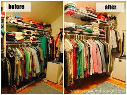 Organizing Clothes Closet Ideas Organization Without Spending A Dime The  Chronicles Of Home 19