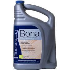 bona professional series hardwood floor cleaner gallon refill