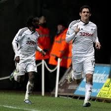 Superb Swansea surprise Arsenal | London Evening Standard ...