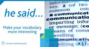 Reporting Verbs - How To Add More Interest To Your Referral Letters -