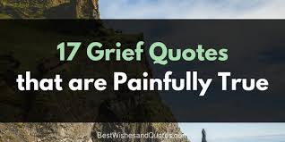 Quotes About Grief New 48 Grief Quotes That Most People Can Relate To