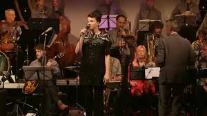 Jazz Warriors Big Band ft. Erin Jo Harris - That Man - 28/06/2015 - YouTube