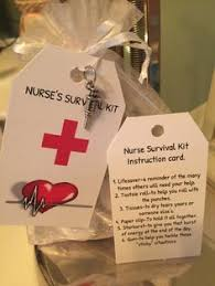nurse survival kit contact me at favor4loveboutique gmail if interested nurses week nurses week giftsnurses