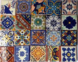 Mexican Bathroom mexican decorative tile with mediterranean bathroom by clay imports 2305 by guidejewelry.us