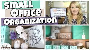 small office organization. SMALL Office Organization || Farmhouse Style MAKEOVER Small L