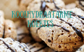 koolhydraatarme koekjes bakken