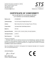 Certificate Of Compliance Template Word Certificate Of Conformance Template Excel Conformity Free
