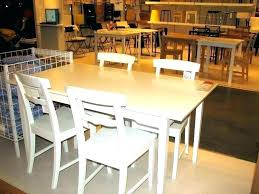 dining room tables sets ikea round dining table birch veneer extendable dining table and 6 chairs