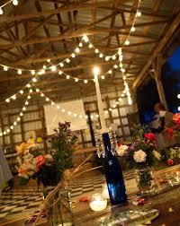 rustic wedding lighting ideas. Fun Roundtables Rustic Wedding Lighting Ideas