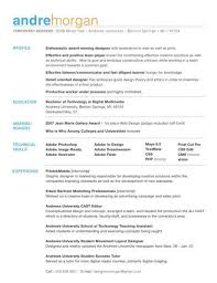 Catchy Resume Objectives