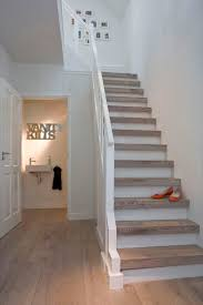 How To Hardwood Stairs Best 25 Wood Stair Treads Ideas On Pinterest Stair Treads Redo