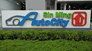 BMW Convertible bmw other brands : Industrial visit @ Autocity. Singapore, where all the leading ...