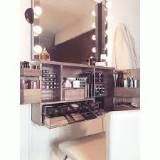 wall mounted makeup organizer light grey distressed wall mounted makeup organizer vanity wall mounted countertop makeup