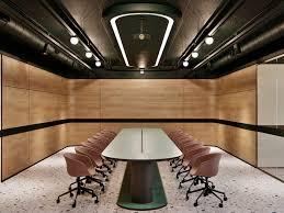 Italian Office Design Energetic Italian Office Design Office Reception Design