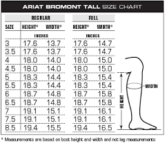 Ariat Boot Fit Guide Fitness And Workout