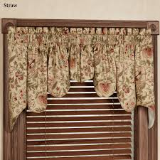 astonishing design waverly kitchen curtains enjoyable inspiration regency fl ss swag valance pair by
