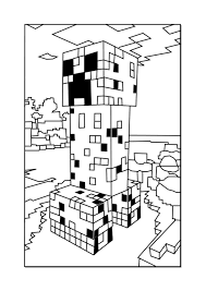 Small Picture 8 best Minecraft images on Pinterest Colouring pages Minecraft