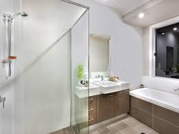 remove hard water stains from your bathroom