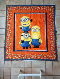 Minion quilt for someone special. | Quilting | Pinterest | Panel ... & Minion quilt for someone special. Adamdwight.com