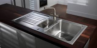 kitchen vintage kitchen sink design come with two square small