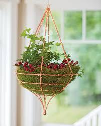 Lummy Copper Wire Globe Hanging ...