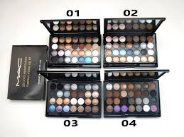 mac eyeshadow palette 28 color eye shadow makeup kits