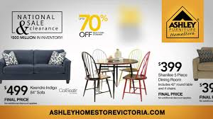 Ashley Furniture Victoria TX National Sale & Clearance July 2014
