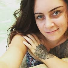 Natalia Goldsmith   Inked Cover Girl