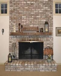 brick fireplace mantel indoor wood burning brick fireplace with barn beam mantel installing fireplace mantel shelf
