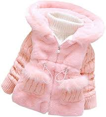 DORAMI Baby Girls Winter Autumn Cotton Warm ... - Amazon.com