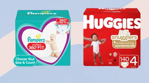 Shop Early Black Friday Diaper Deals on Walmart.com Right Now
