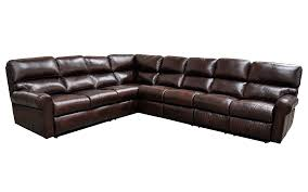 brookhaven leather reclining sectional brookhaven sectional