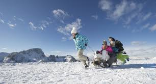 winter outdoor activities. Contemporary Winter Tobogganing By Day And Night With Winter Outdoor Activities O