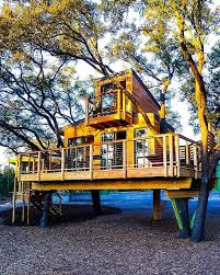 A Dream Treehouse Grew In Nebraska Thanks To A Reality TV Show Treehouse Builder Pete Nelson