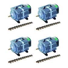 hydrofarm aapa110l 4 hydrofarm 112w 110lpm active aqua commercial air pumps w