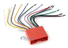 metra 70 7903 (met 707903) wiring harness for 2001 up mazda metra wire harness color code at Metra Wiring Harness