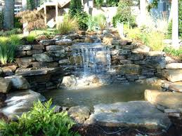 Backyard Waterfalls Kits Waterfall Pictures And Designs Large Pond For  Sale. Backyard Pondless Waterfall Ideas And Pond Diy. How Much Do Backyard  Waterfalls ...