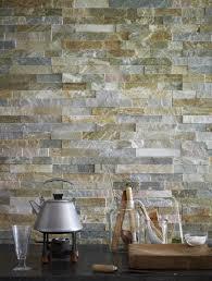 Slate Wall Tiles Kitchen Oyster Maxi Split Face 15x60 Wall Tile An Interlocking Natural