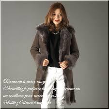 shearling coat shearling coats fur fur jacket mouton coat 12191 class feeling plenty of