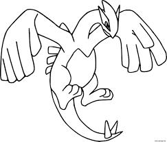 Coloriage A Colorier Sur Lordinateur De Pokemon L L L L