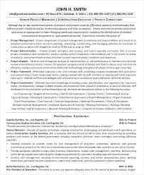 Sample Project Manager Resume Objective Example Management Resume Senior Project Manager Resume Template 32