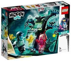 <b>Конструктор LEGO Hidden Side</b> 70427 Добро пожаловать в ...