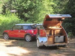 Small Picture Mini Cooper camper trailer RVs for small car owners