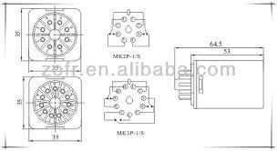 omron type mkp pin relay buy omron relay mkp relay pin wiring diagram omron type mk2p 8 pin relay