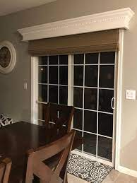awesome sliding glass door shades