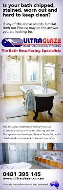 bath restoration brisbane. ultra glaze gold coast - promotion. people also viewed. bath resurfacing restoration brisbane