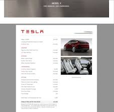What We Know About The Tesla Model X