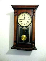 wall clocks chimes pendulum wall clock westminster chime uk