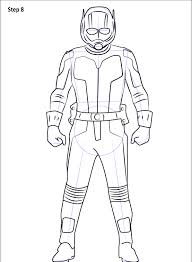 Ant Man 2015 Coloring Pages